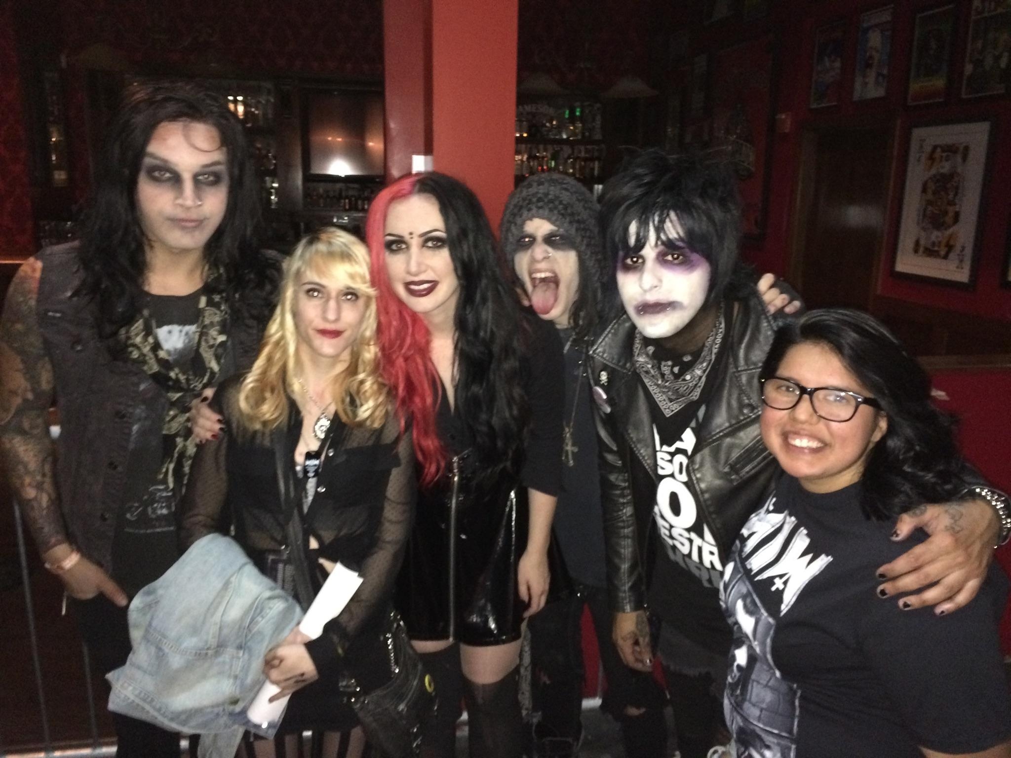 Beyond the barricade tour self proclaied concert girl motionless in white img1573 kristyandbryce Choice Image
